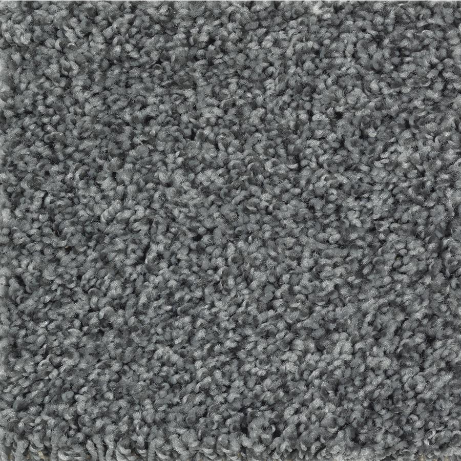 Mohawk Cornerstone Magnetic Grey Carpet Sample At Lowes Com
