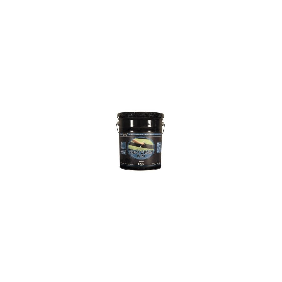 Jetcoat Black Flat Exterior Paint