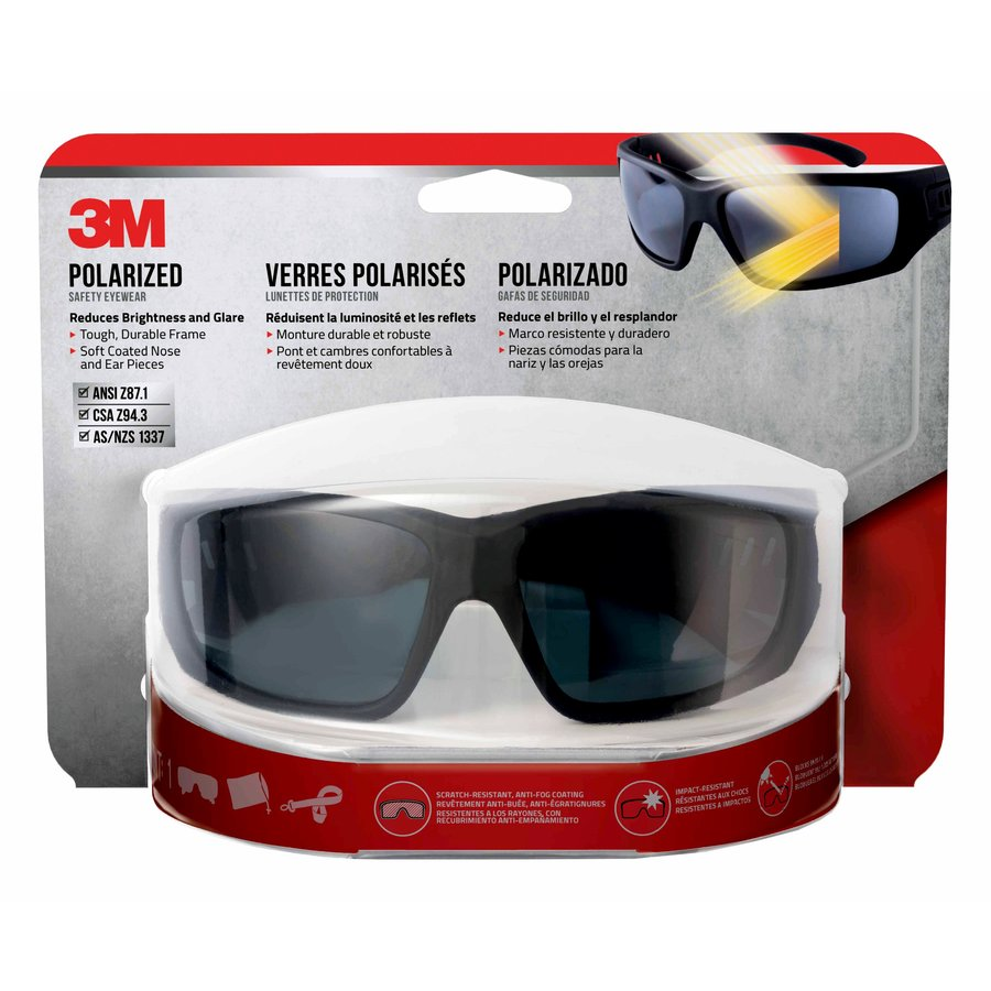 601e49250f 3M Performance Eyewear Plastic Safety Glasses at Lowes.com