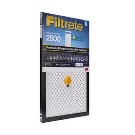 6236b506ed6 Filtrete 2500 Smart Premium Allergen and Ultrafine Particles (Common  16-in  x 20
