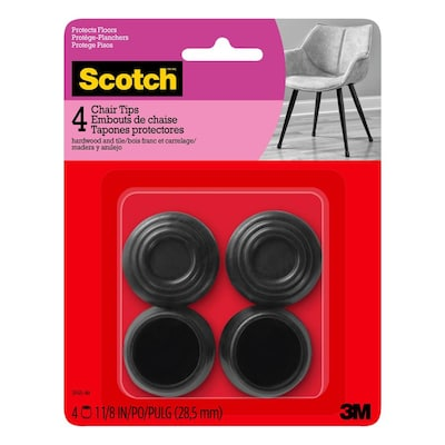 Scotch Chair Leg Tips At Lowes Com
