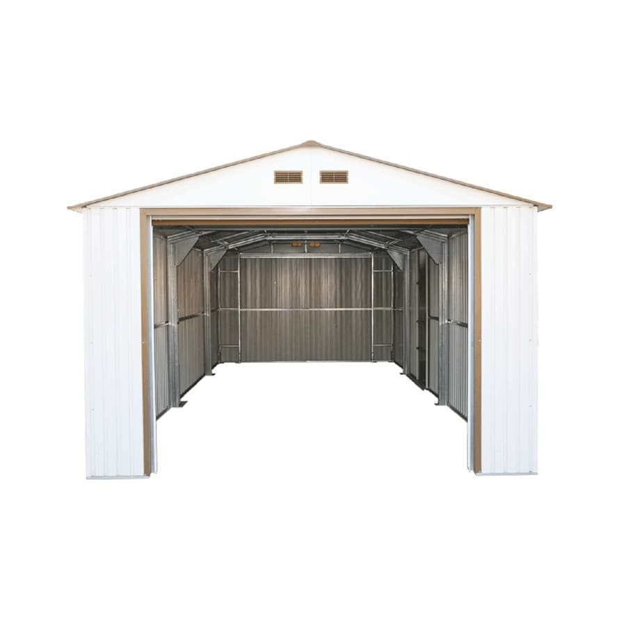 Shop Duramax Building Products Common 12 Ft X 20 Ft