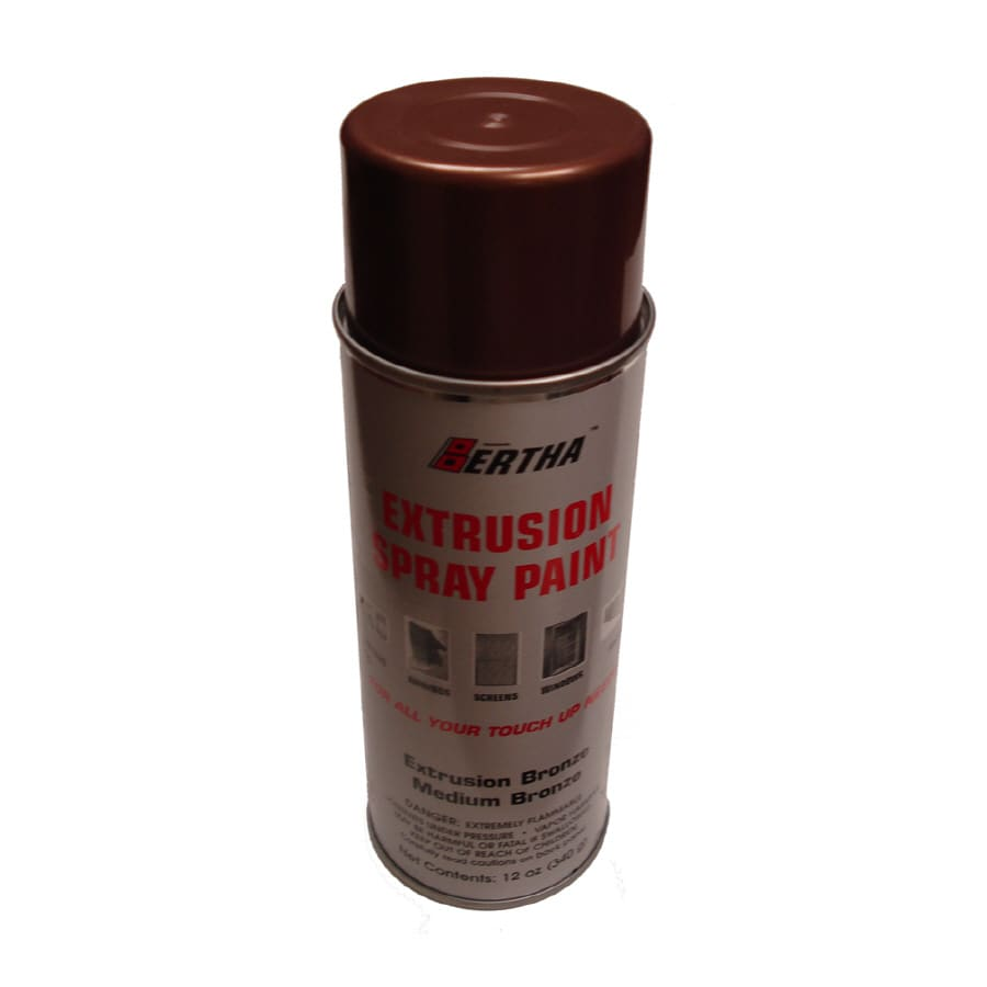 Shop Bertha Bronze Outdoor Spray Paint Actual Net Contents Oz At