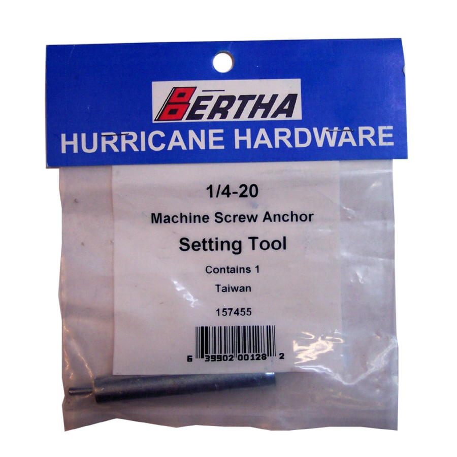 "Bertha 4-1/2"" Center Round Punch"