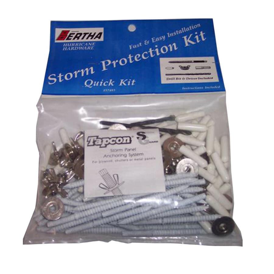 Bertha Screen & Storm Door Hardware Kits