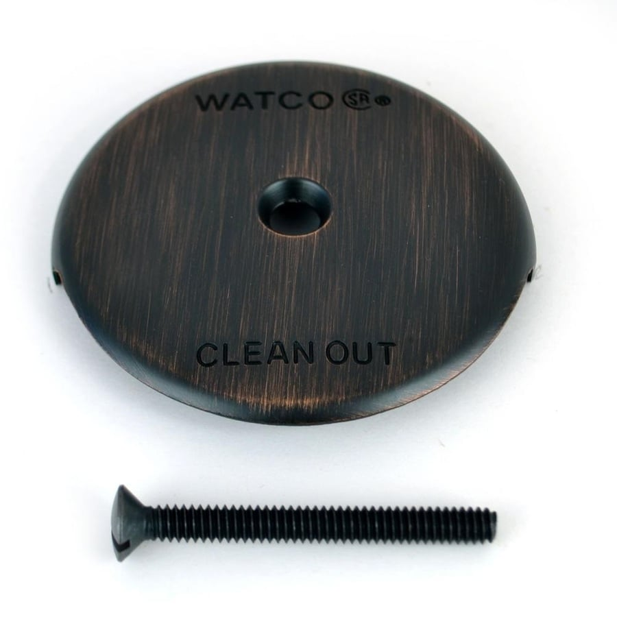 WATCO Oil-Rubbed Bronze Metal Face Plate