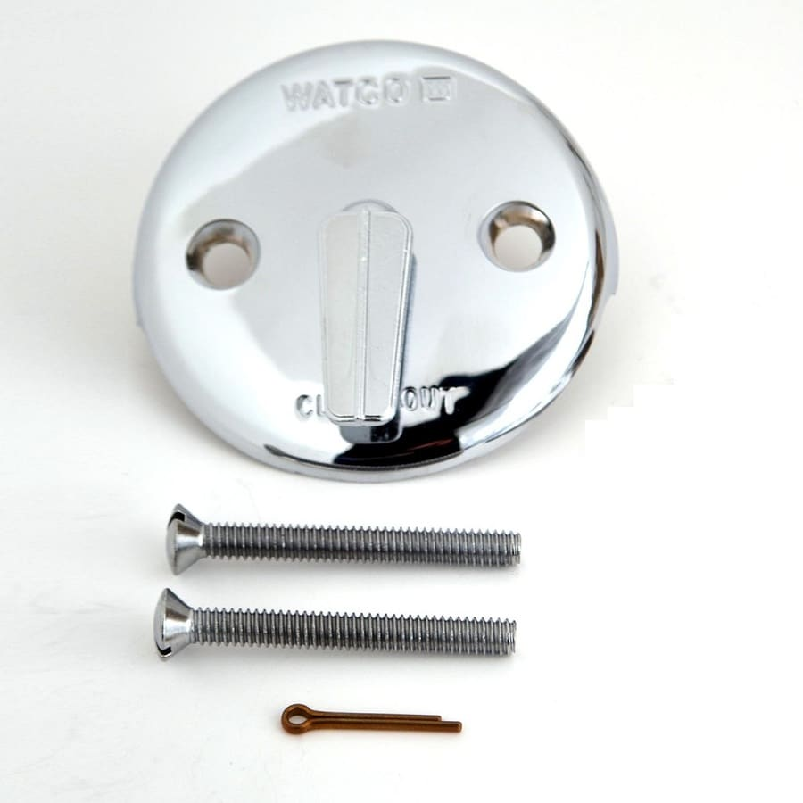 WATCO Chrome Metal Face Plate