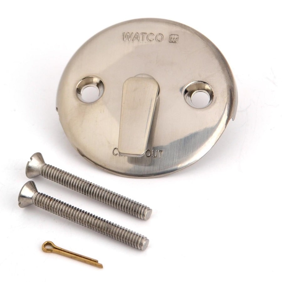 WATCO Brushed Nickel Metal Face Plate