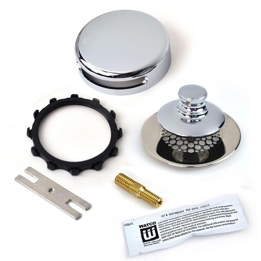 WATCO Chrome Plastic Trim Kit