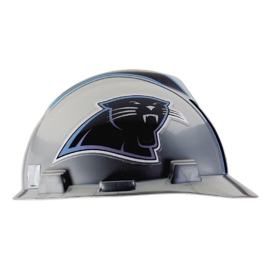 MSA Safety Works Standard Size Carolina Panthers NFL Hard Hat
