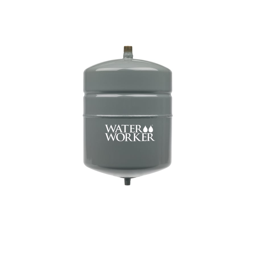 Water Worker 2-Gallon Expansion Tank for Closed-Loop Baseboard and Radiator Heating Systems
