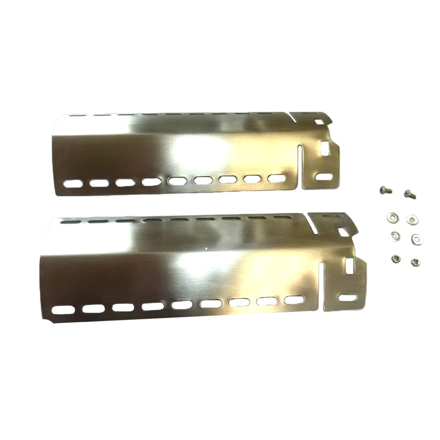 Master Forge Adjustable Length Stainless Steel Heat Plate