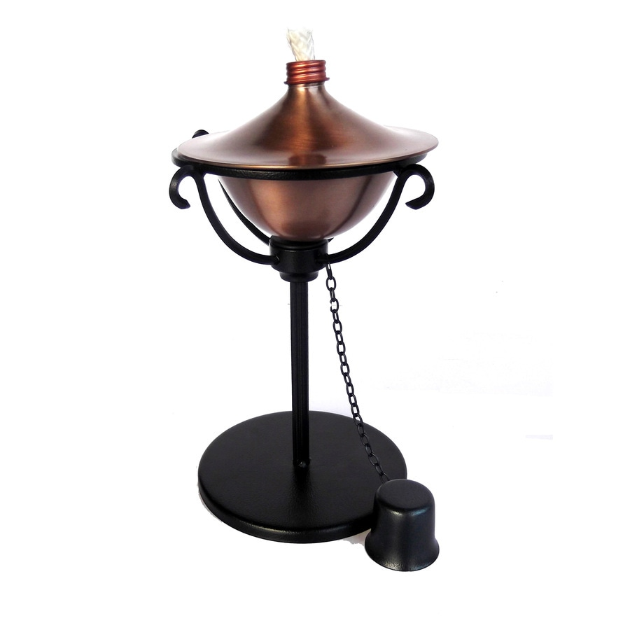 Patio Life 12-in Copper Citronella Tabletop Torch