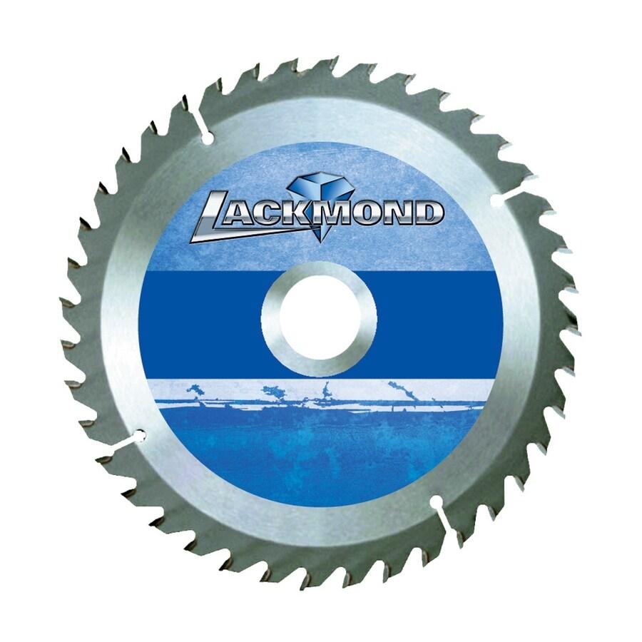Lackmond 7-1/4-in 40-Tooth Segmented Carbide Circular Saw Blade