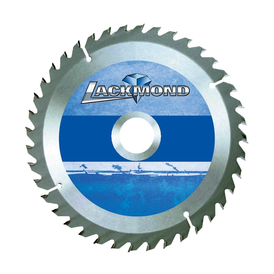Lackmond 10-in 28-Tooth Segmented Carbide Circular Saw Blade