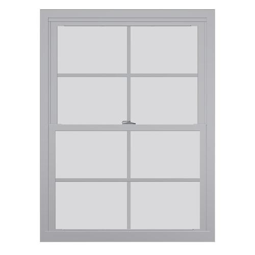 Mobile Home Replacement Doors Exterior: United Window & Door 4800 Vinyl Replacement White Exterior