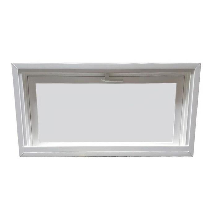 United Window Door 4800 Tilting Vinyl, 32 X 12 Basement Window
