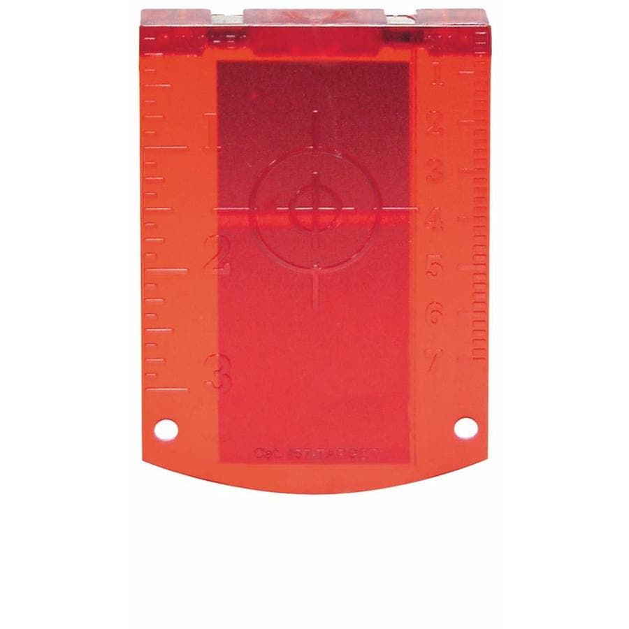 Bosch Red Magnetic Target