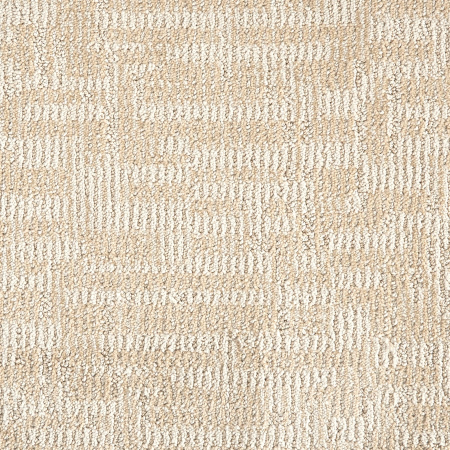 STAINMASTER PetProtect 12-ft W x Cut-to-Length Western Sand 84400 Pattern Interior Carpet