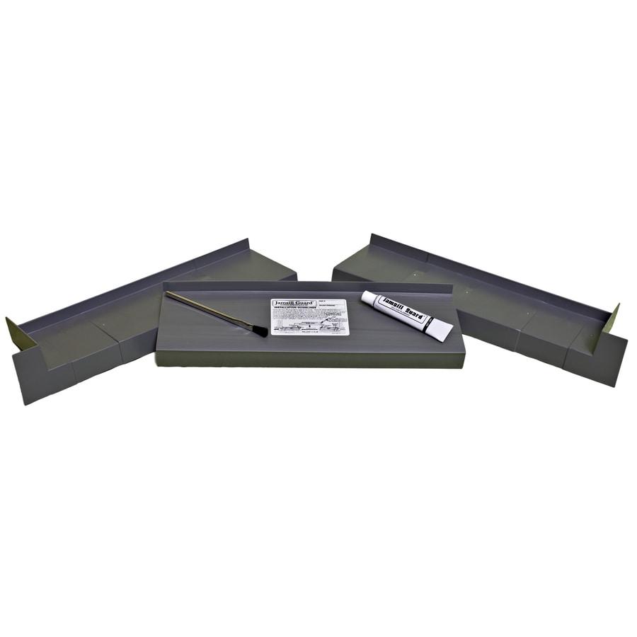 shop jamsill guard sill pan 6 5625 in x 40 in