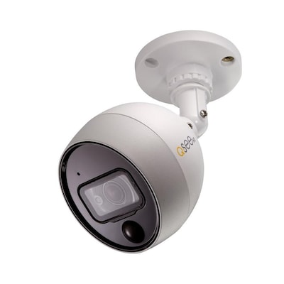 Q-See QC 4MP og Wired Outdoor Security Camera with Night ... on