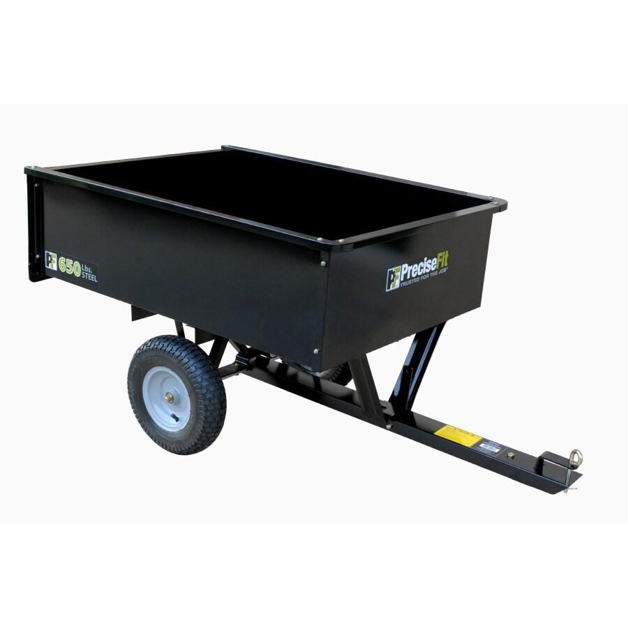 PreciseFit 10 Cu. Ft. Dump Cart