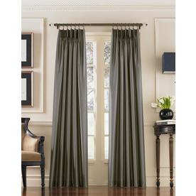 Curtainworks Marquee Lined Curtain Panel - Pewter (132u0022)