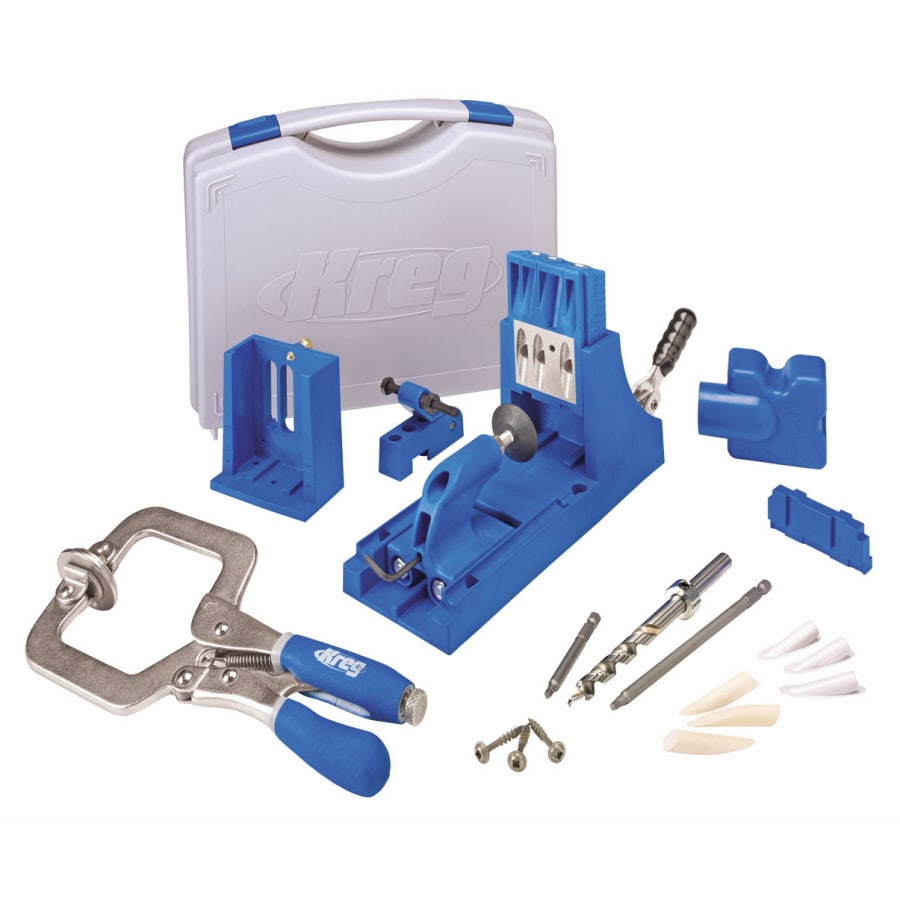 Pocket hole jig kit lowes
