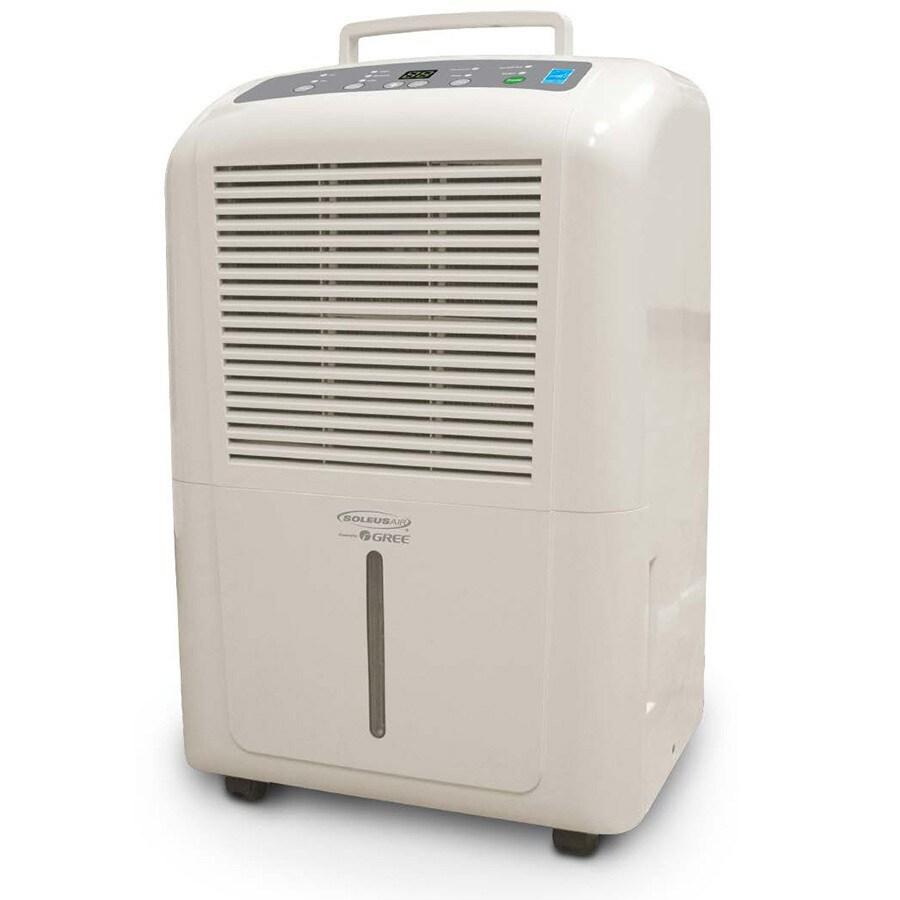 Soleus Air 70-Pint 3-Speed Dehumidifier ENERGY STAR
