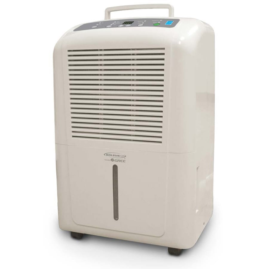 Soleus Air 45-Pint 3-Speed Dehumidifier ENERGY STAR