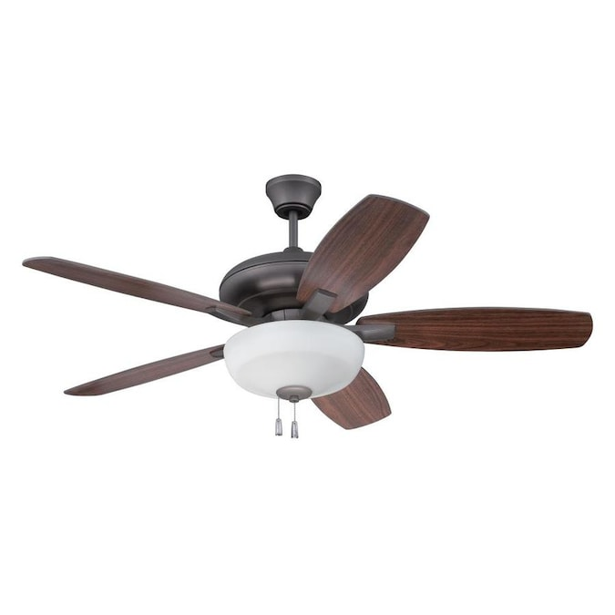 Indoor Ceiling Fan With Light Kit