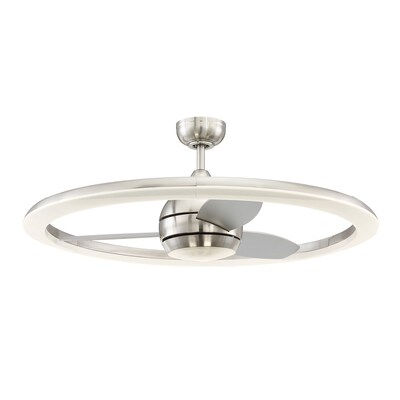 Craftmade Anillo 36 In Brushed Nickel Led Indoor Ceiling