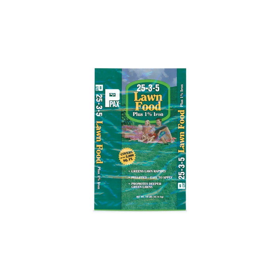 Pax Lawn Fertilizer (25-3-5)