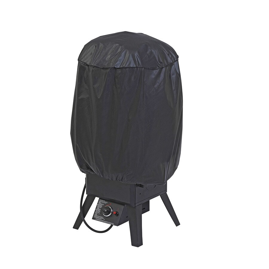 Master Forge 30-in x 30-in Polyester Charcoal Kettle Grill Cover