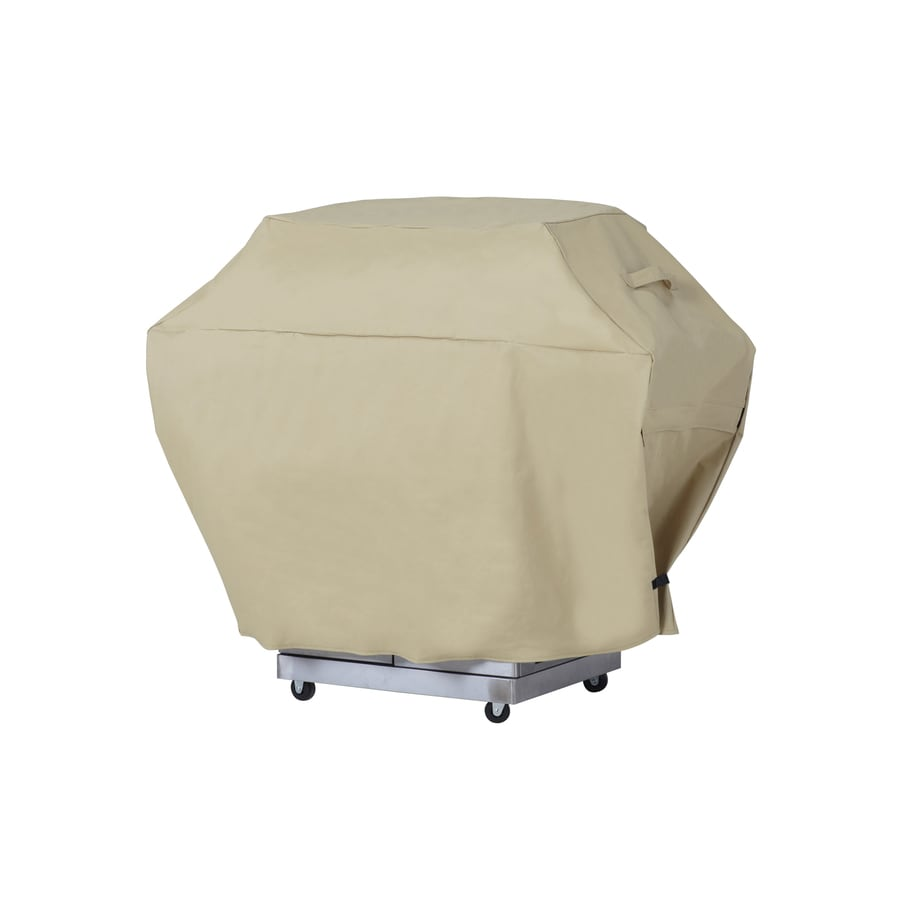 Master Forge Taupe Polyester 58-in Cover