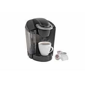 Keurig Coffee Maker Lowes : Shop Keurig Black Single-Serve Coffee Maker at Lowes.com