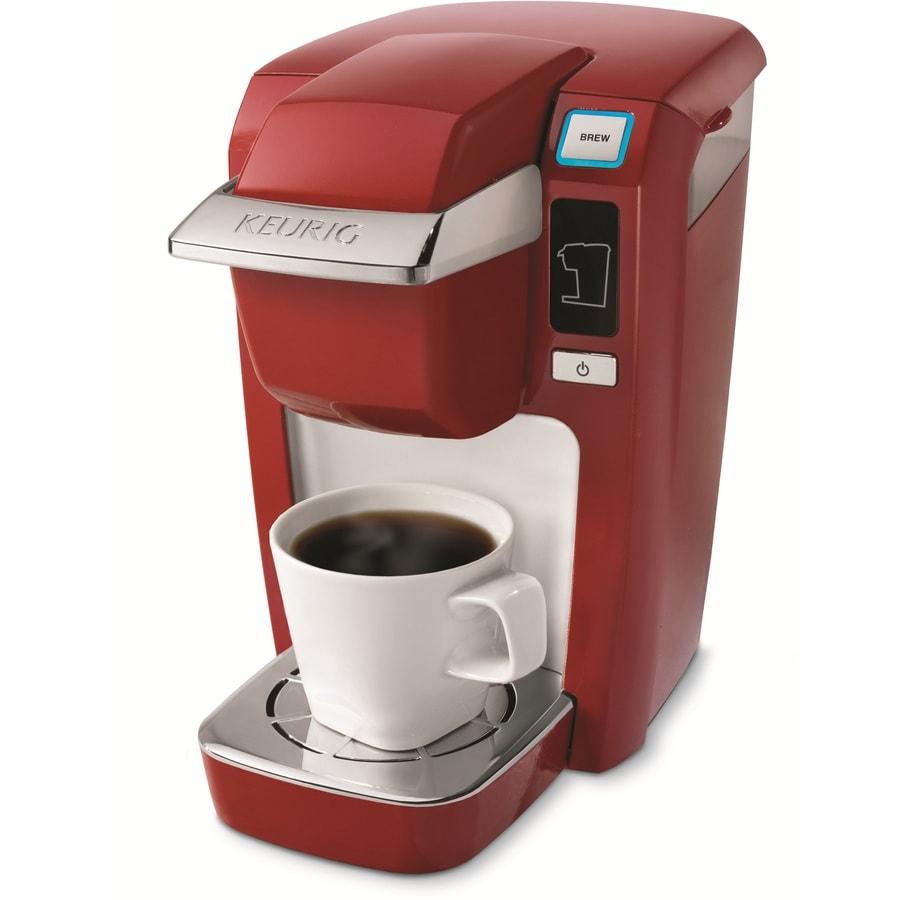 Keurig Red Single-Serve Coffee Maker at Lowes.com