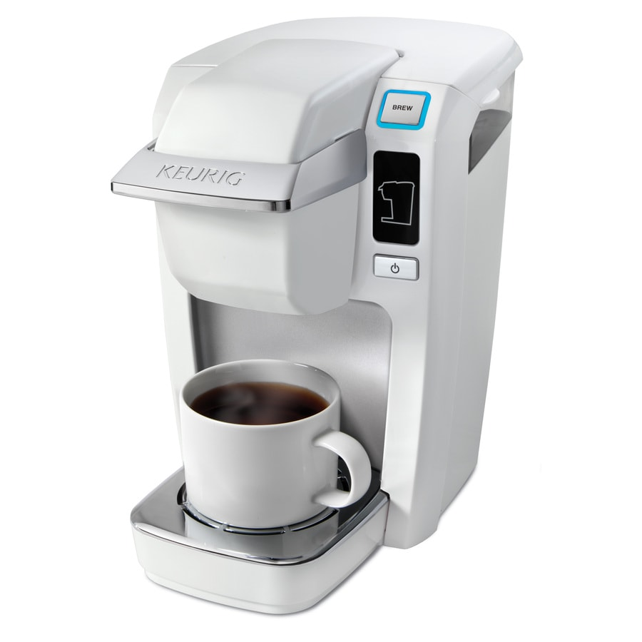 Keurig White Single Serve Coffee Maker At Lowescom