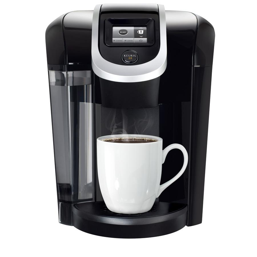 Shop Keurig 2 K300 Black Single-Serve Coffee Maker at Lowes.com