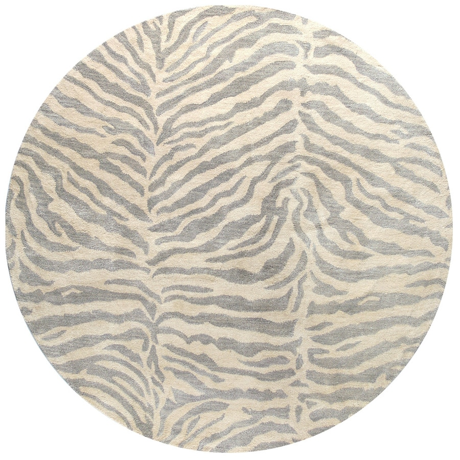Bashian Charlton Round Indoor Tufted Area Rug