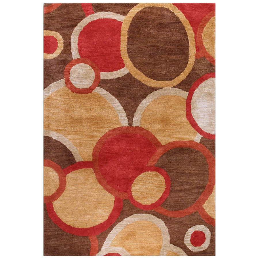 Bashian Ashland Rectangular Indoor Tufted Area Rug (Common: 9 x 12; Actual: 102-in W x 138-in L)
