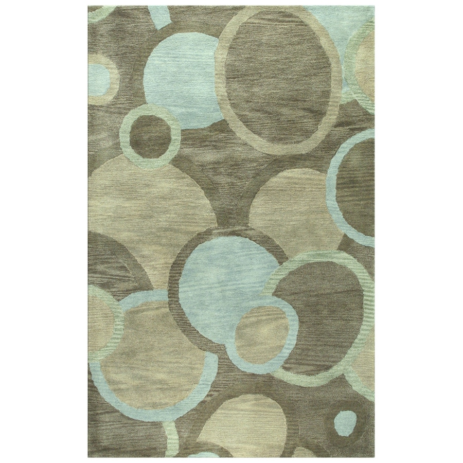 Bashian Ashland Rectangular Indoor Tufted Area Rug (Common: 5 x 8; Actual: 60-in W x 90-in L)