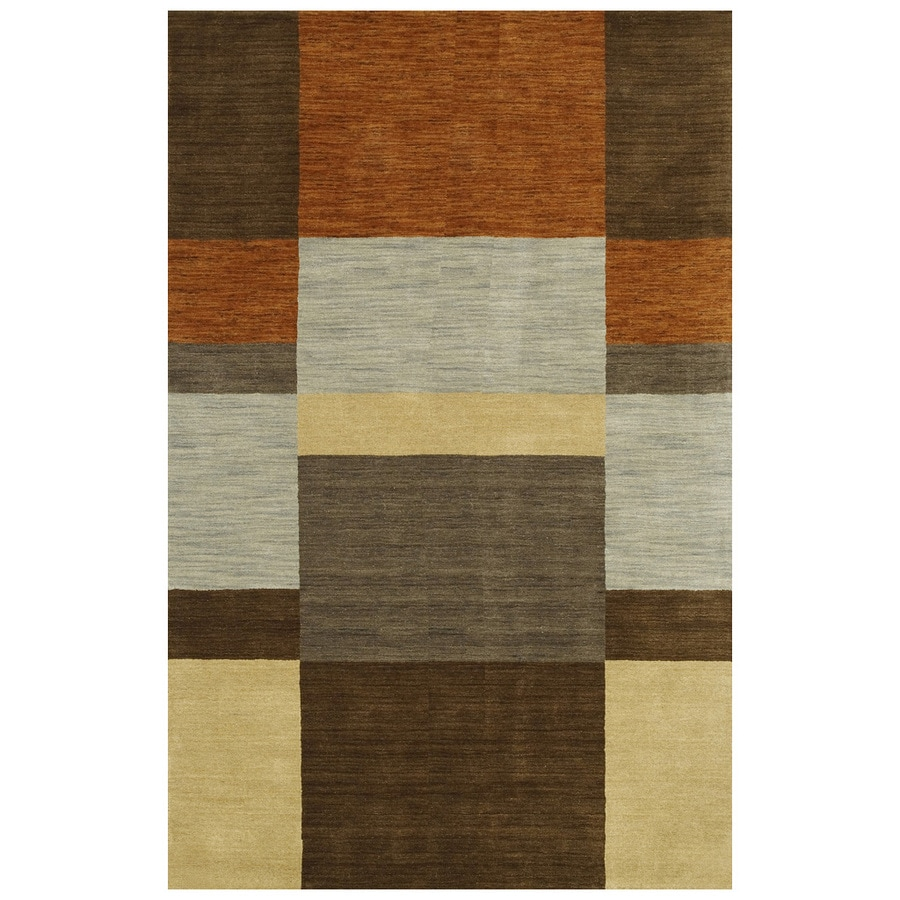 Shop Bashian Fulham Rectangular Indoor Area Rug At Lowes Com