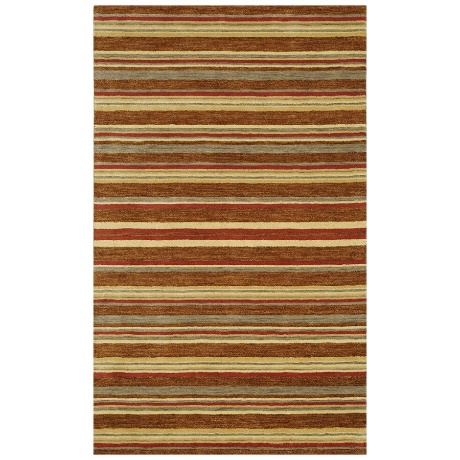 Bashian Fulham Rectangular Indoor Area Rug (Common: 5 x 8; Actual: 60-in W x 96-in L)