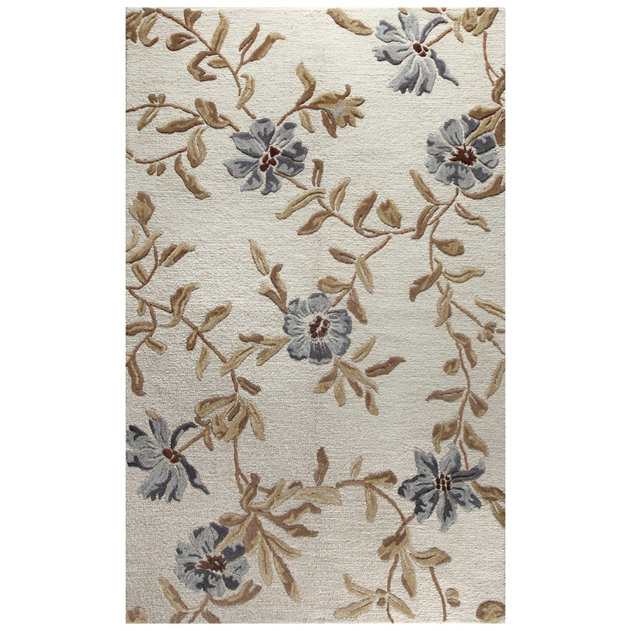 Bashian Portsmouth Rectangular Indoor Tufted Area Rug (Common: 9 x 12; Actual: 102-in W x 138-in L)