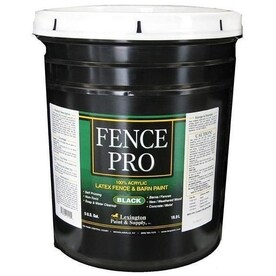 Shop paints primers at for Oil based fence paint
