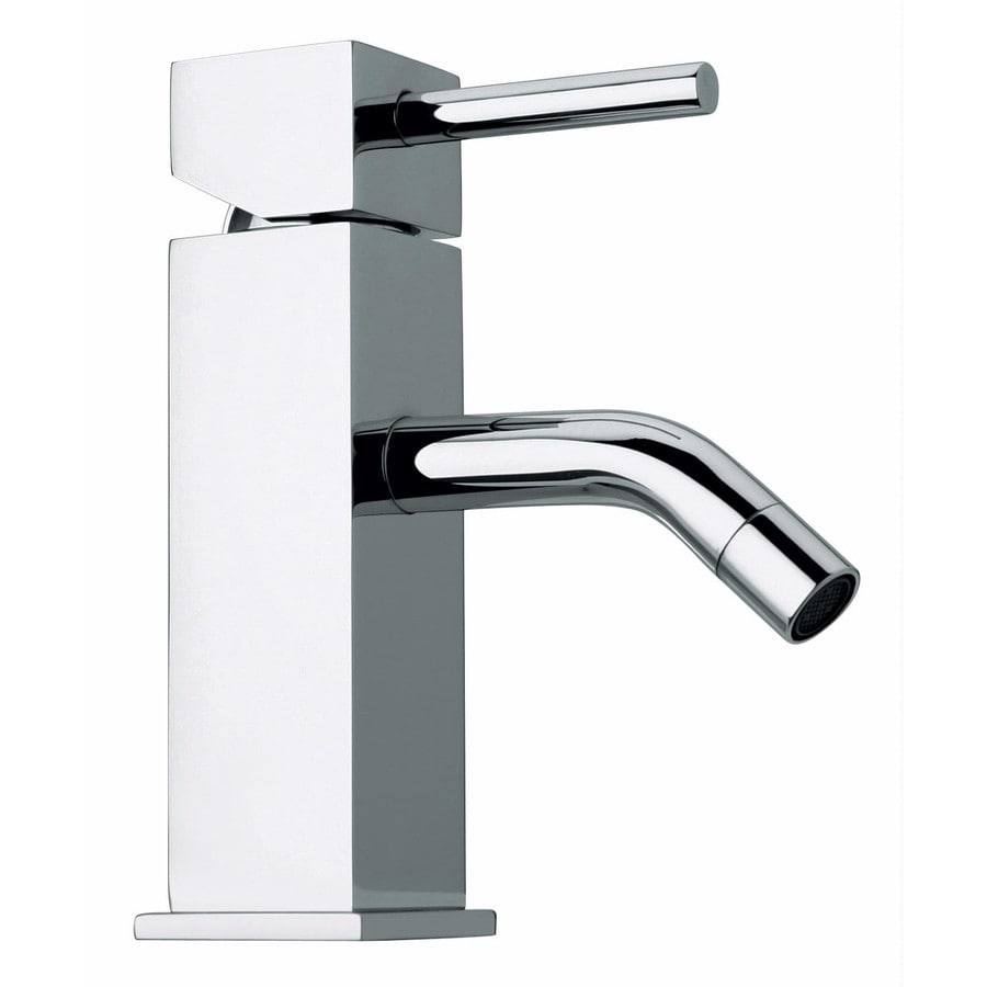LaToscana Axia Chrome 1-handle Single Hole Commercial Bathroom Faucet