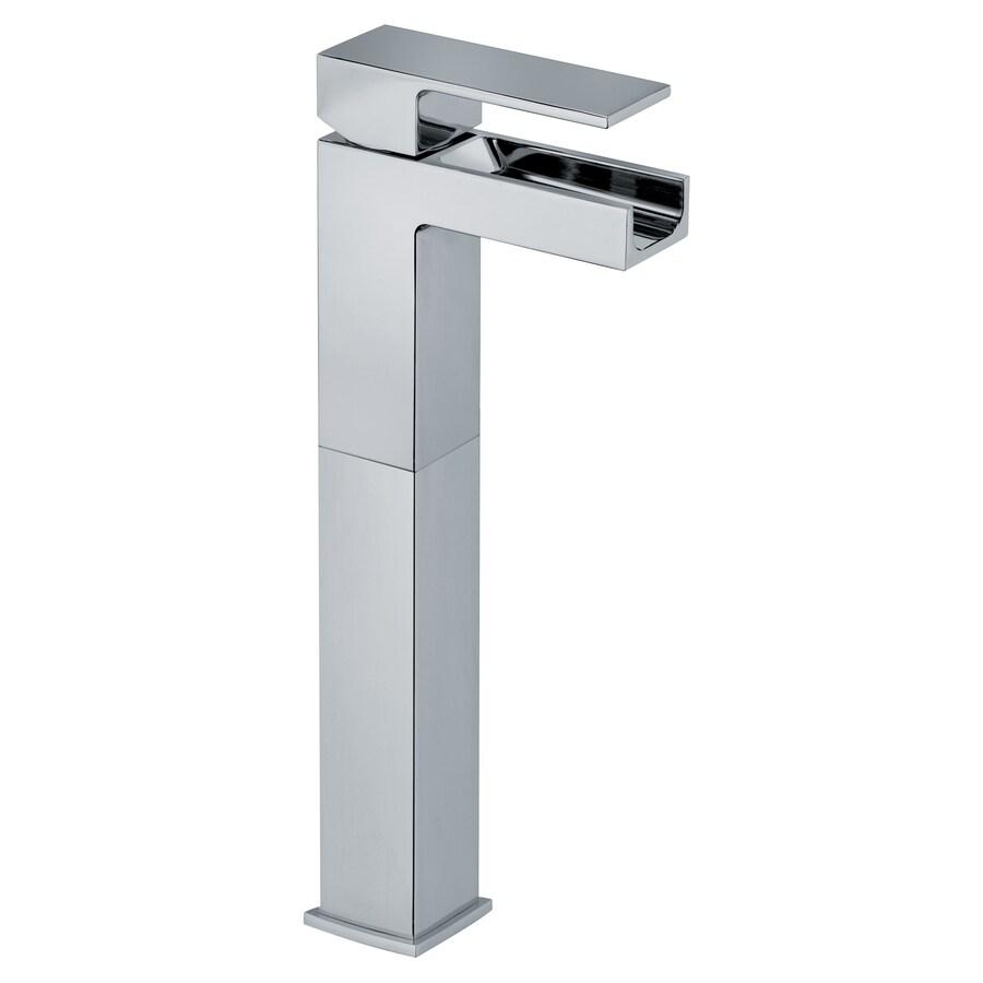 LaToscana Dax Chrome 1-handle Single Hole Commercial Bathroom Faucet