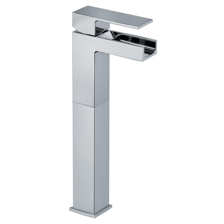 LaToscana Dax Chrome 1-Handle Single Hole WaterSense Bathroom Faucet