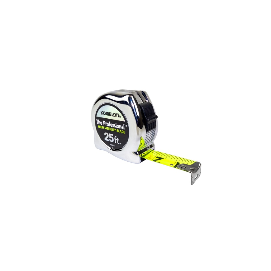 Komelon 25-ft Locking Inch(es) Tape Measure